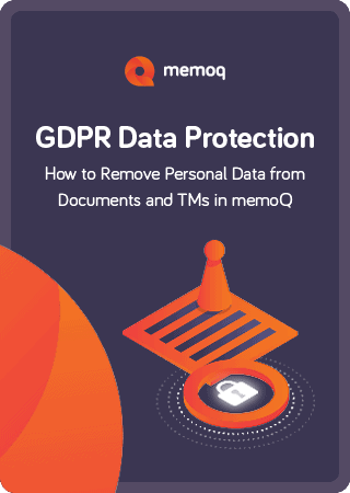 GDPR eBook - memoQ