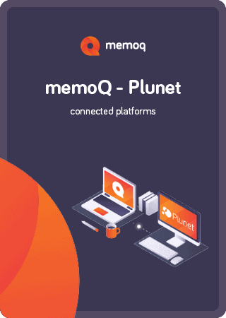 memoQ - Plunet integration