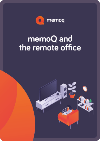 memoQ Remote Work eBook