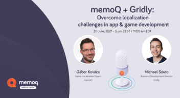 memoQ + Gridly